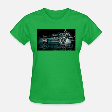 Hoonigan S13 splash - Women's T-Shirt