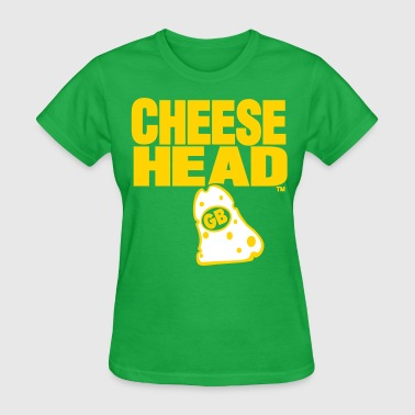 CHEESEHEAD GB - Women's T-Shirt