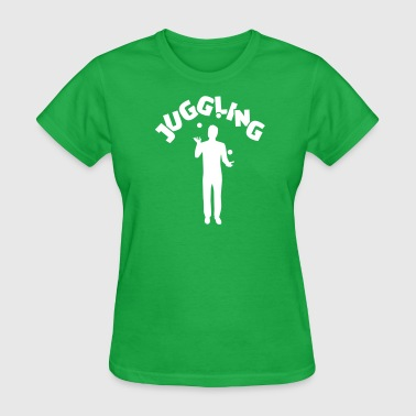 Juggling - Women's T-Shirt