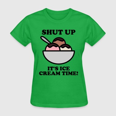 Ice Cream Time! - Women's T-Shirt