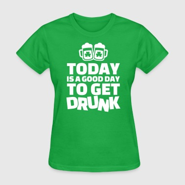 Good day drunk - Women's T-Shirt