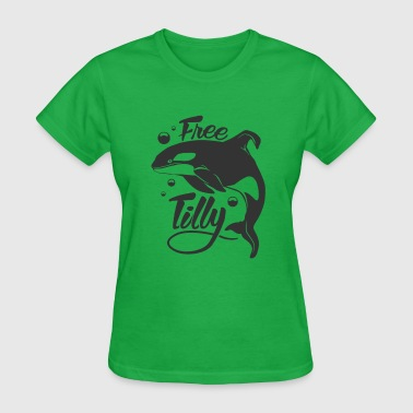Free Tilly - Women's T-Shirt