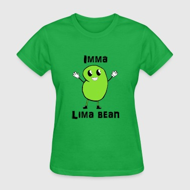 Imma Lima Bean - Women's T-Shirt