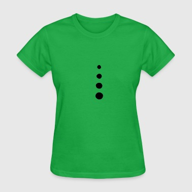 The points - Women's T-Shirt