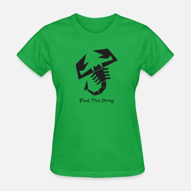 Abarth Feel The Sting - Women's T-Shirt