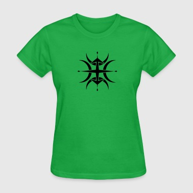 crop circles 45 - Women's T-Shirt