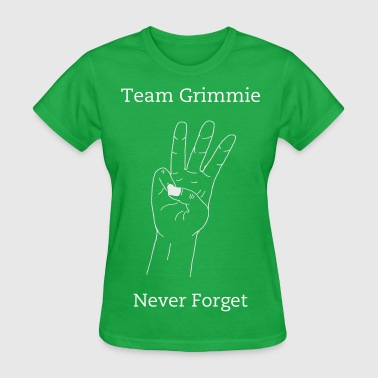 Team Grimmie Rawk - Women's T-Shirt