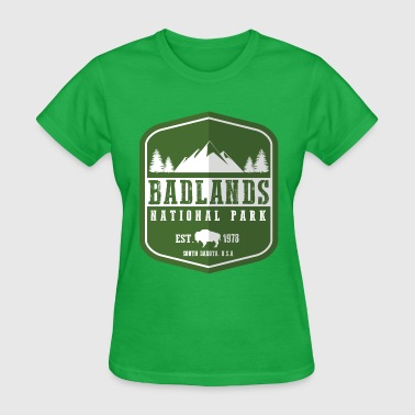 Badlands National Park - Women's T-Shirt