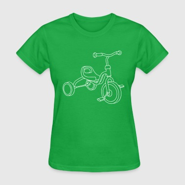 Tricycle - Women's T-Shirt