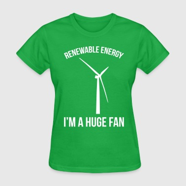 Renewable Energy - Women's T-Shirt