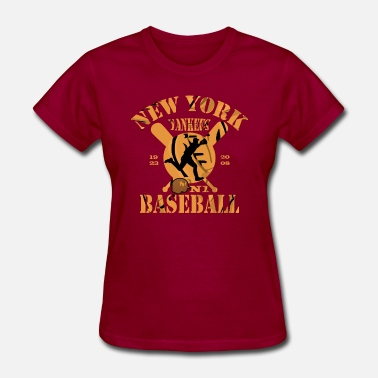 German Baseball New York Baseball - Women's T-Shirt
