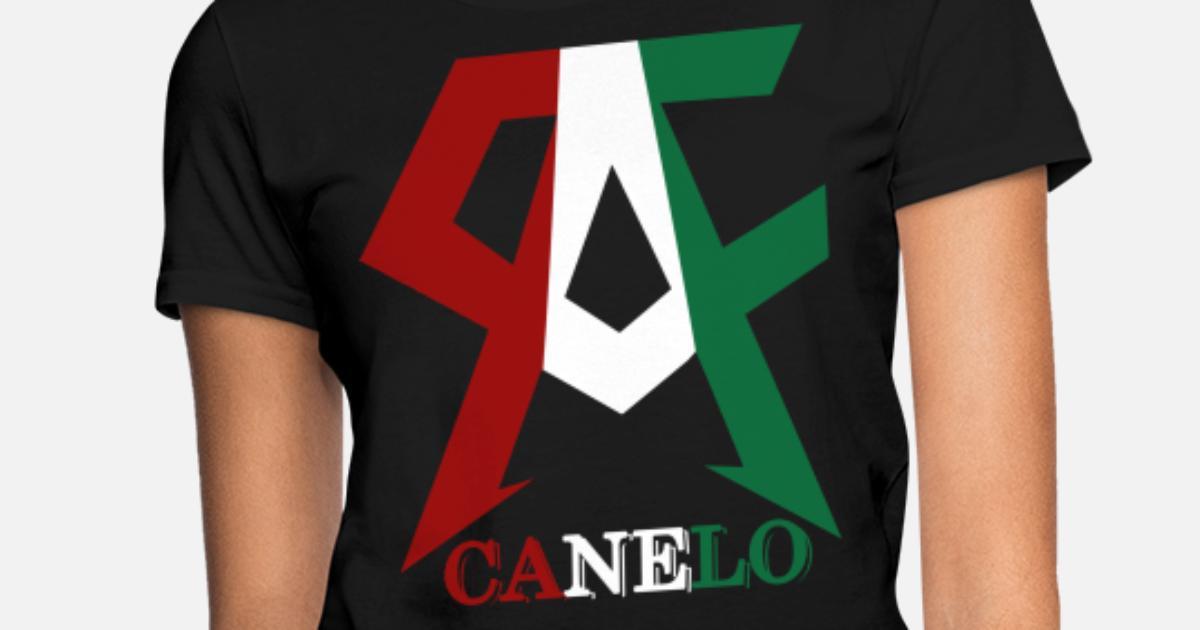 aff6031ae TEAM CANELO ALVAREZ BOXING MEXICO Women's T-Shirt   Spreadshirt