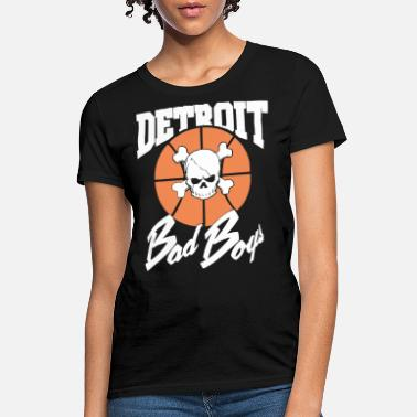 Detroit Pistons Bad Boys basketball - Women's T-Shirt