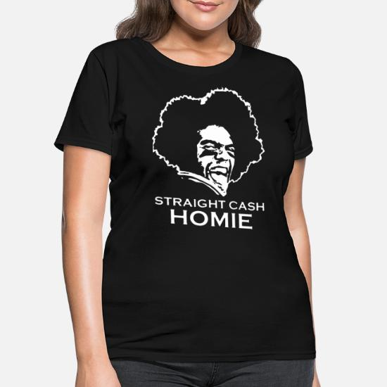 473a1e92 RandyMoss Straight Cash Homie New England Patriot Women's T-Shirt ...