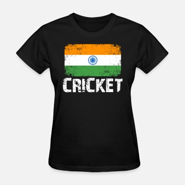 Indian Cricket Team India Cricket, India Team Cricket, India Flag - Women's T-Shirt