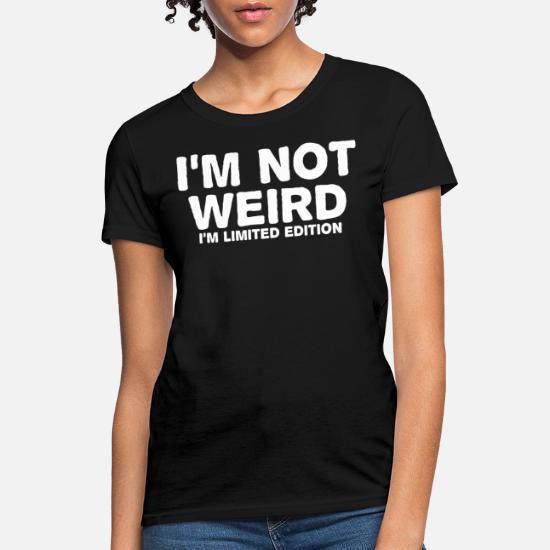 I/'M NOT A WEATHERMAN Mens T-Shirt S-3XL Blue Funny Printed Joke Slogan Rude Top