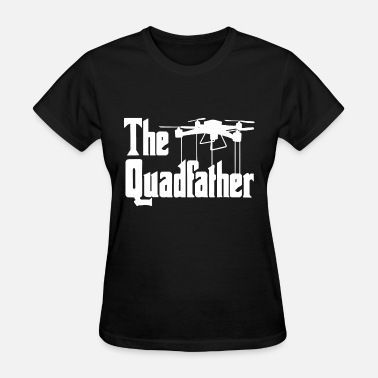 Quadfather the quadfather father - Women's T-Shirt