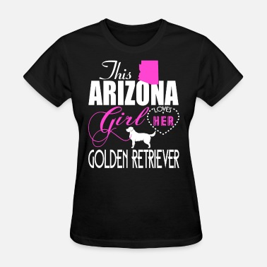 Golden Retriever Mom I Love My Golden Retriever T Shirt, Dog T Shirt - Women's T-Shirt