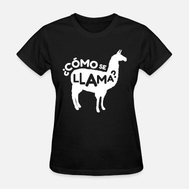 Undertale Baby Como Se llama LLama Funny Graphic Women s skeleton - Women's T-Shirt