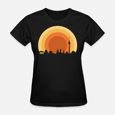70s Sun 70s Berlin - Women's T-Shirt