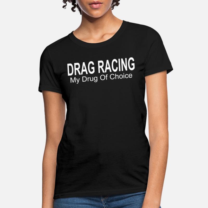 19c49798 Shop Drag Racing Apparel T-Shirts online | Spreadshirt