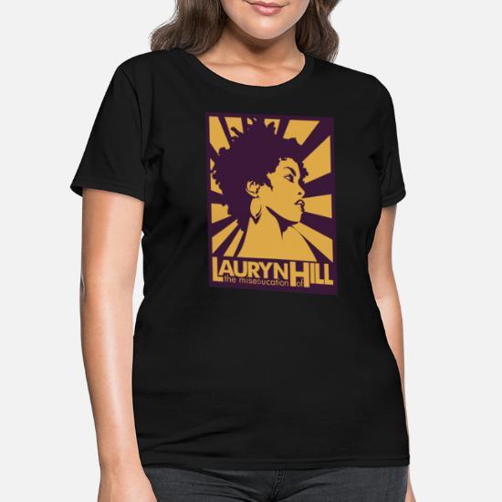 219735b6d Hop T-Shirts - the fugees lauryn hill hip hop rap Hip hop - Women's.  Customize