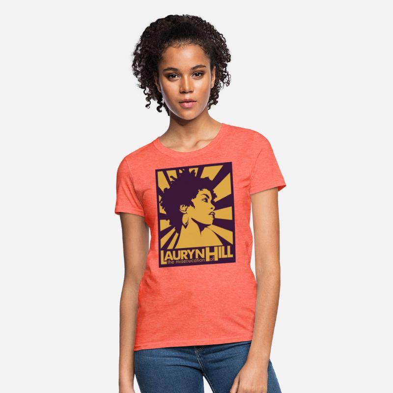 589342f08 the fugees lauryn hill hip hop rap Hip hop Women's T-Shirt   Spreadshirt