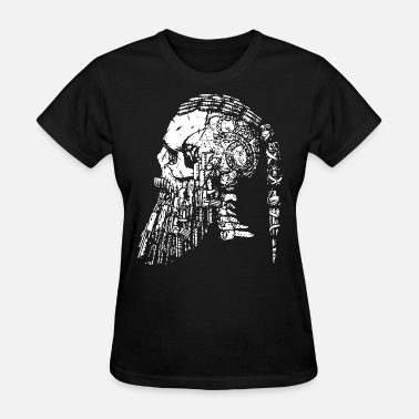 RAGNAR S HEAD CAMOUFLAGE cycling - Women's T-Shirt