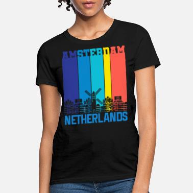 The Netherlands Amsterdam Holland Netherlands - Women's T-Shirt