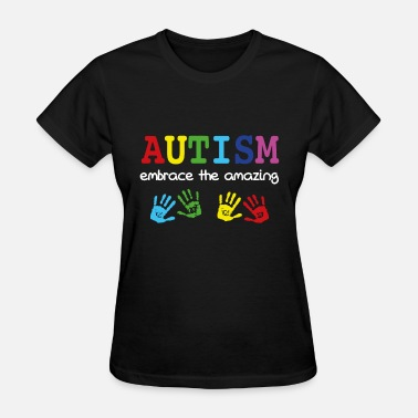 Dtg Autism Awareness DTG Free Shipping Autism - Women's T-Shirt
