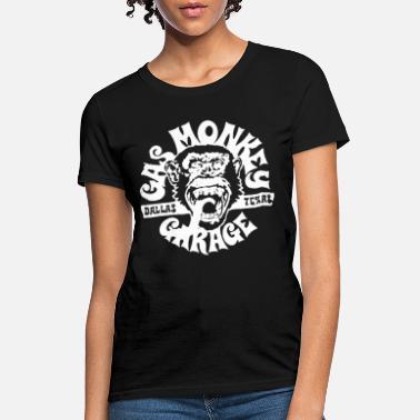 0f83969ce Garage Gas Monkey Garage Dallas Texas Black Color Men s S - Women  39 . Women s  T-Shirt. Gas Monkey Garage Dallas ...