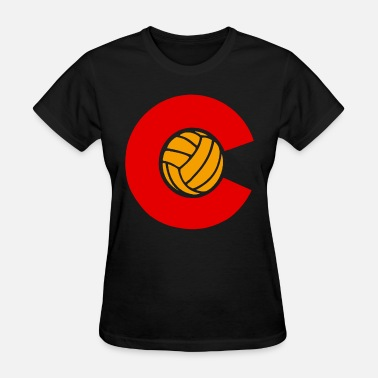 Volleyball T Shirts - Women's T-Shirt