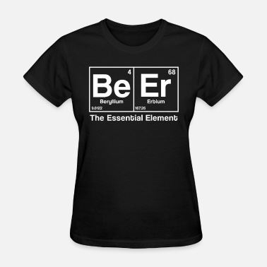 Nerd Element Oktoberfest Elements Chemistry Nerd - Women's T-Shirt