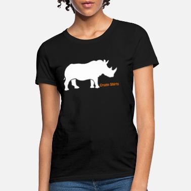 Rippa Childrens T-Shirt: Cruzin Rhino - Women's T-Shirt