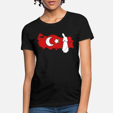 Ankara Turkish Turkey Instanbul Ankara gift turkish - Women's T-Shirt