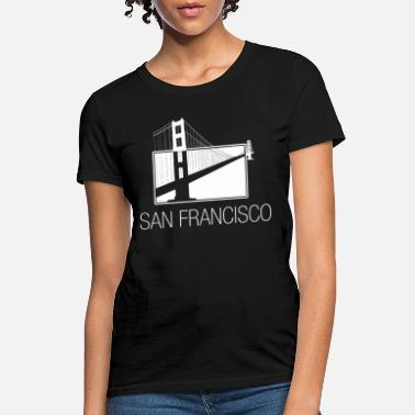 San San Francisco - Women's T-Shirt