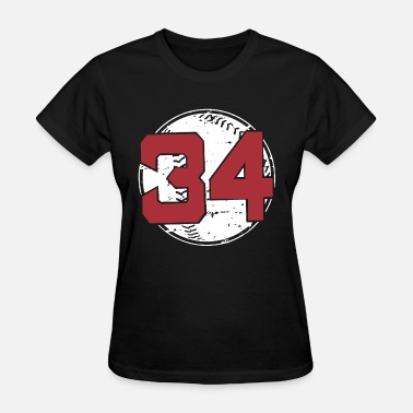 Big Papi David Ortiz Big Papi Boston Number Retirem - Women's T-Shirt