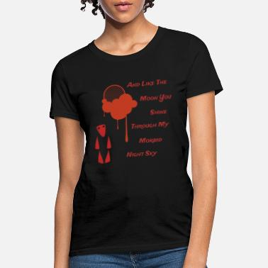 Morbid Morbid Night - Women's T-Shirt