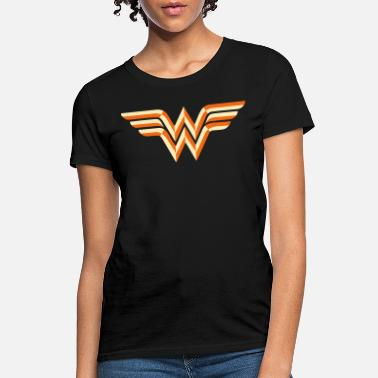 Woman Wonder Woman Logo - Women's T-Shirt