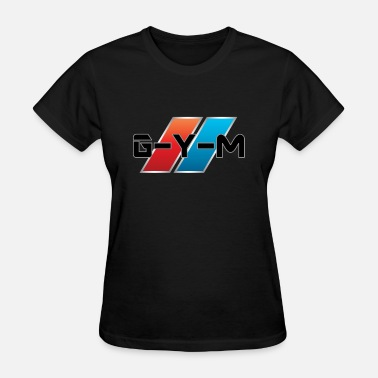Y&g G-Y-M Official Logo - Women's T-Shirt