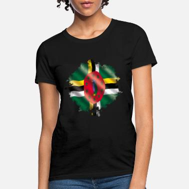 Dominica Dominica - Women's T-Shirt