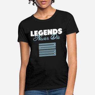 1b80acfb95d1 Retro Jordan Legends Never Die Retro 11 Blue Shirt - Women  39 s T
