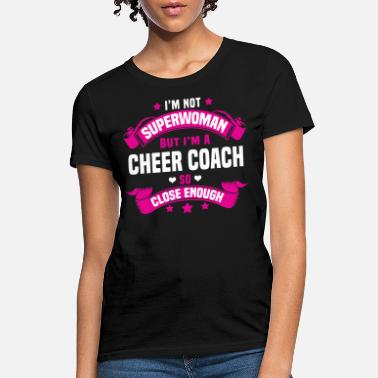 Cheer Cheer Coach - Women's T-Shirt
