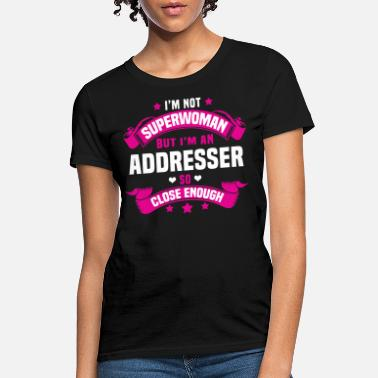 Address Addresser - Women's T-Shirt