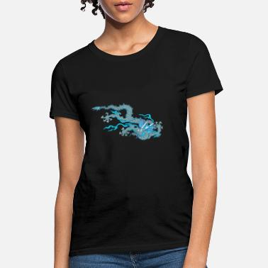 Extinct Dragon - Women's T-Shirt