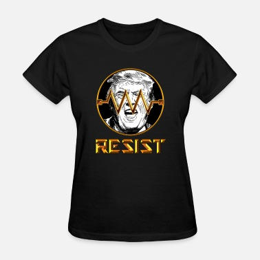 Its A Trump Resist Trump - Women's T-Shirt