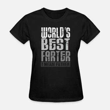 Worlds Best Papa Best Papa in the World Great Gift Idea for Fathers - Women's T-Shirt