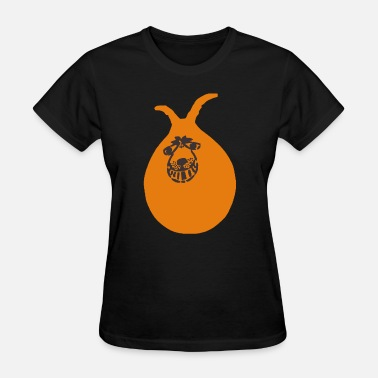 80s 70s SPACE HOPPER 70S 80S RETRO FUNNY 70s - Women's T-Shirt