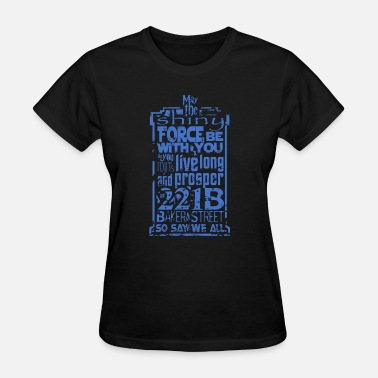 Supernatural Christmas Fandom Motto supernatural - Women's T-Shirt