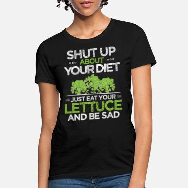 Nutritionist Nutrition Diet Dietician Dietitian - Women's T-Shirt